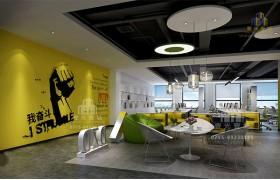 留学生创业大厦----千讯办公空间设计